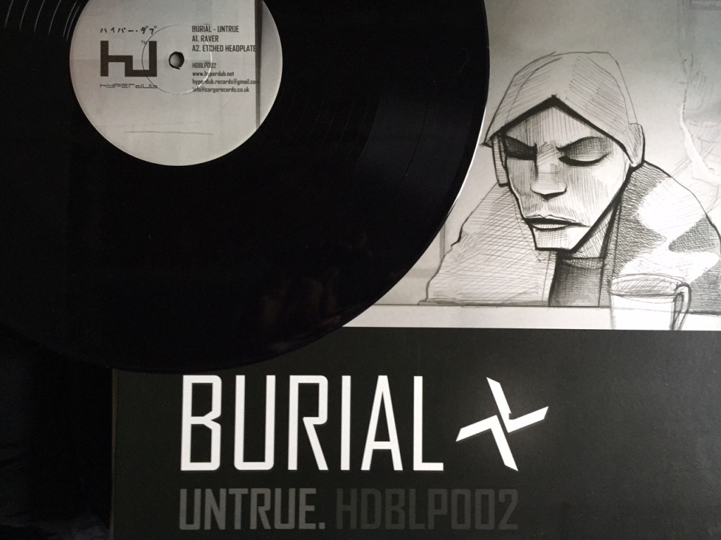 Burial - Raver - 41 Rooms - show 1