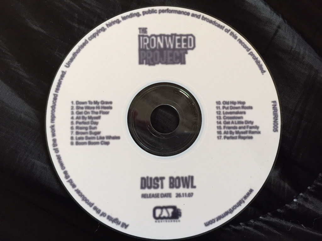 Ironweed Project Dustbowl