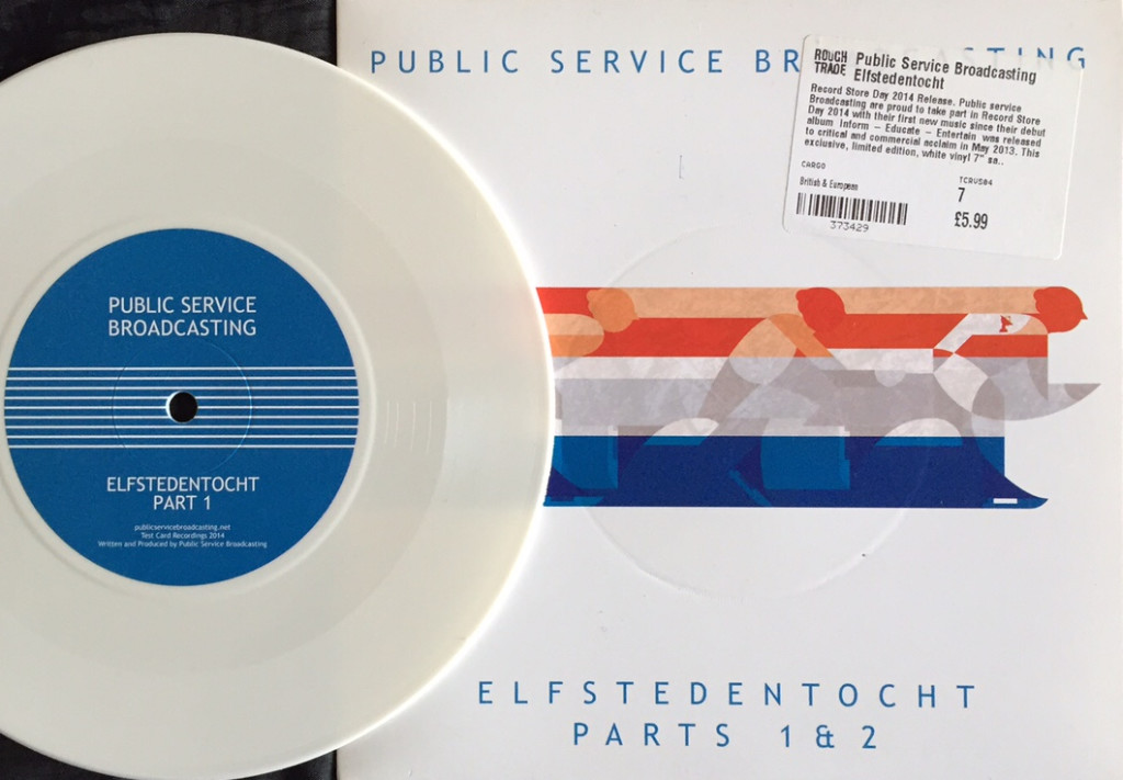 Public Service Broadcasting Elfstedentocht