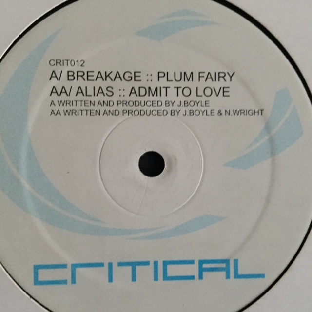Breakage - Plum Fairy
