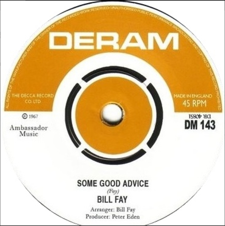 Bill Fay - Some Good Advice