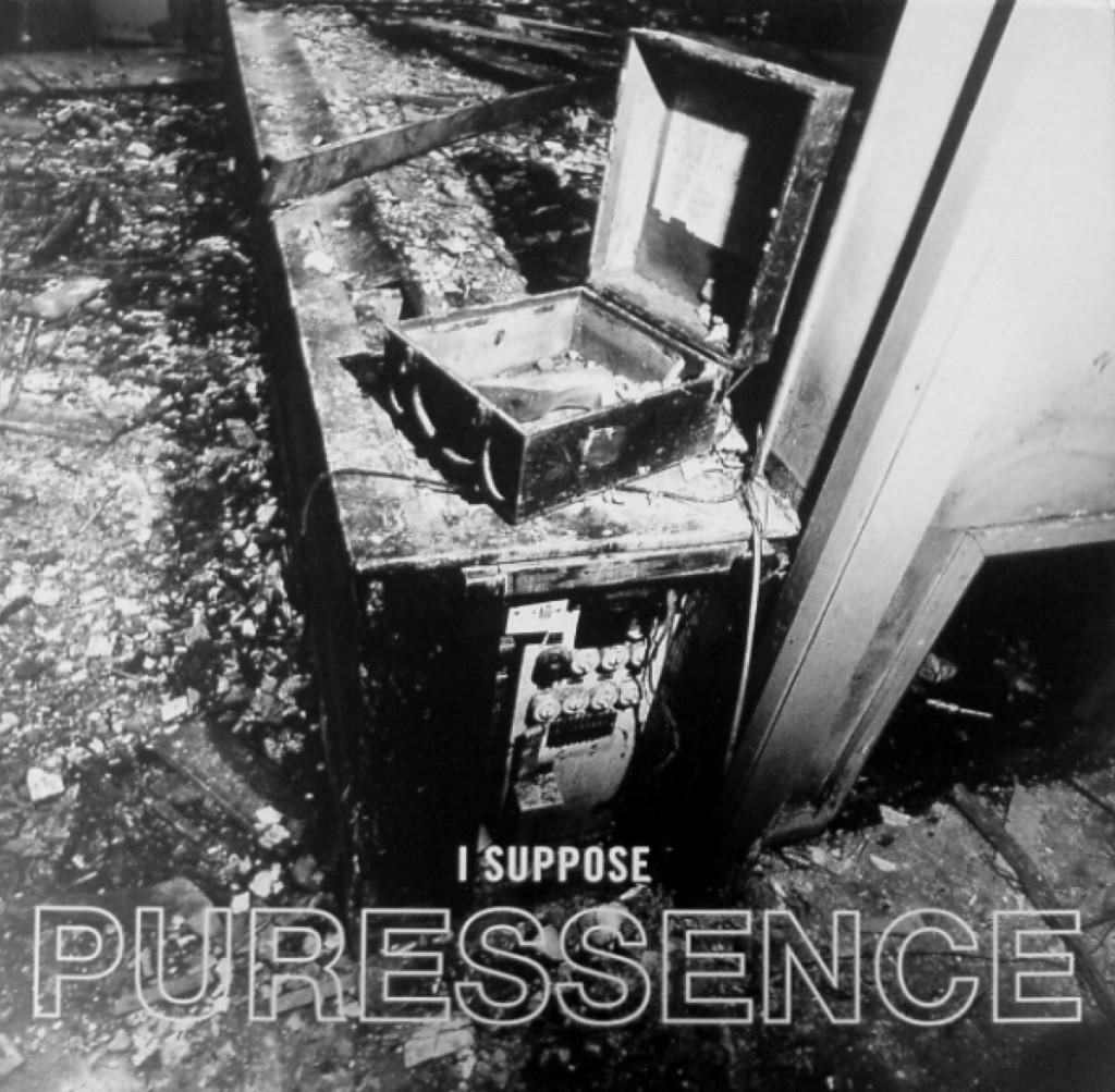 Puressence - I Suppose