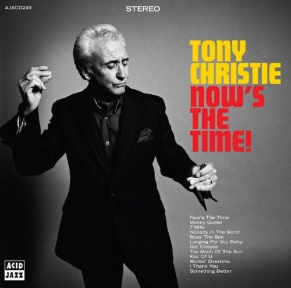 Tony Christie - Something Better