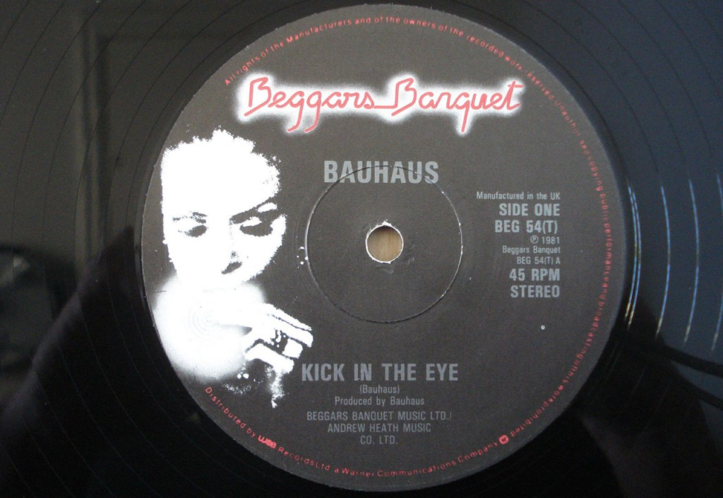 Bauhaus - Kick In The Eye
