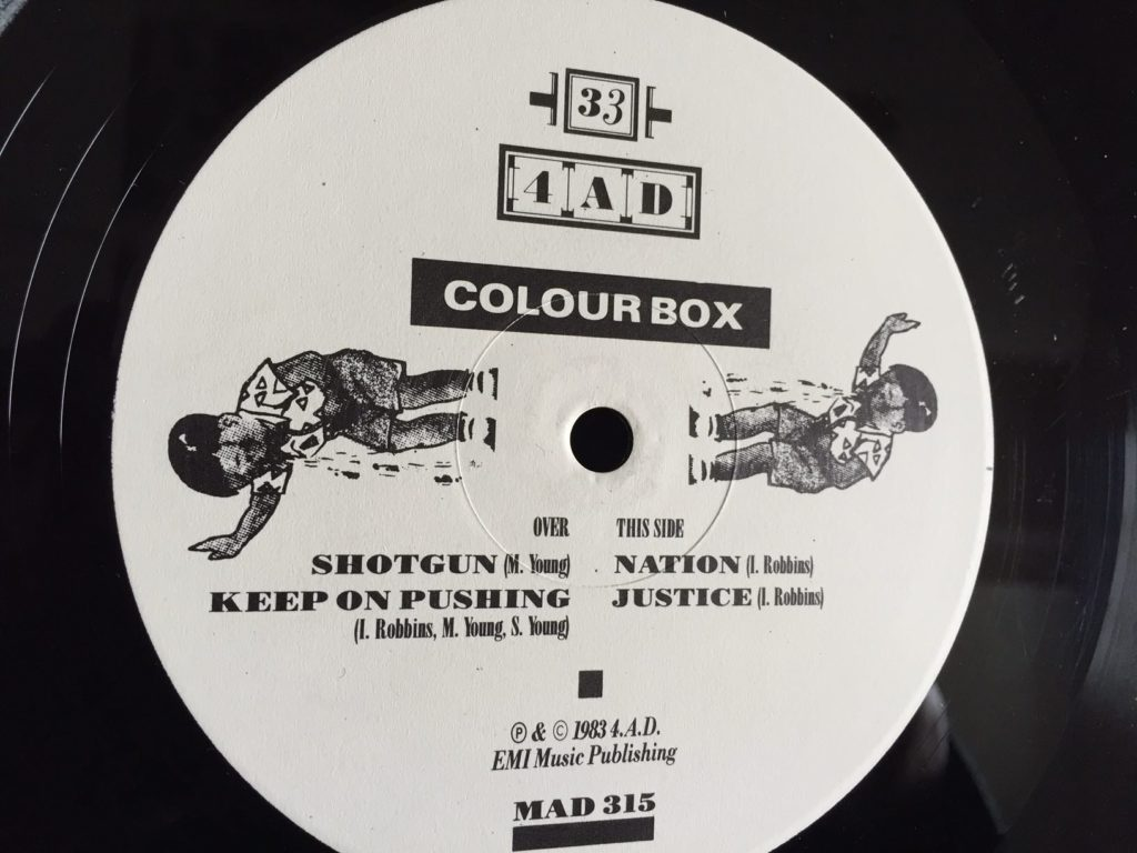 Colourbox - Nation
