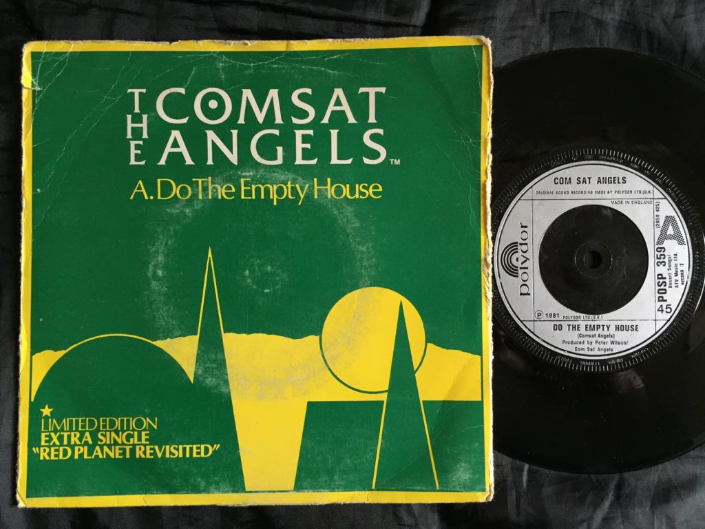 Comsat Angels - Do The Empty House