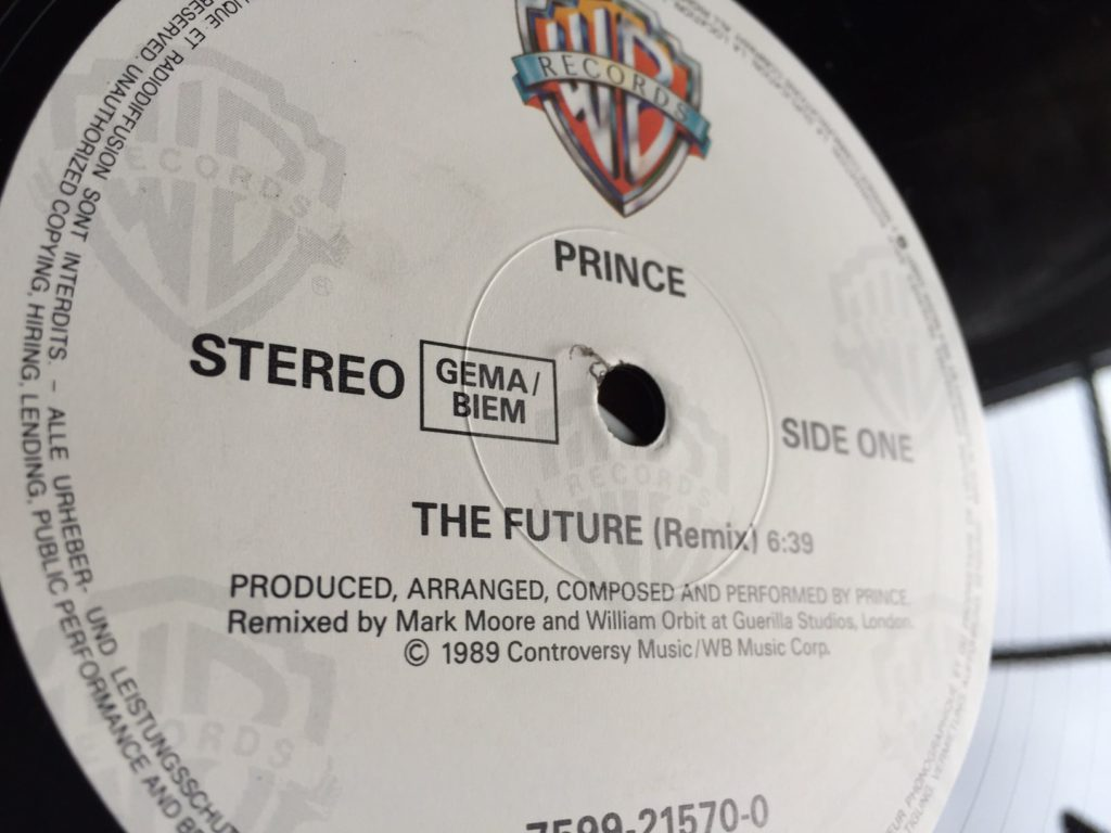 Prince - The Future