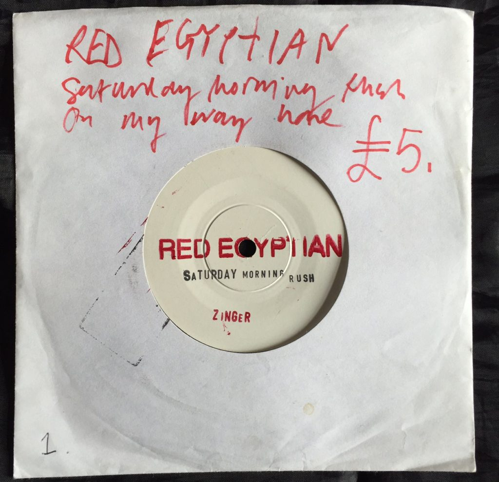 Red Egyptian (Earl Zinger) - Saturday Morning Rush