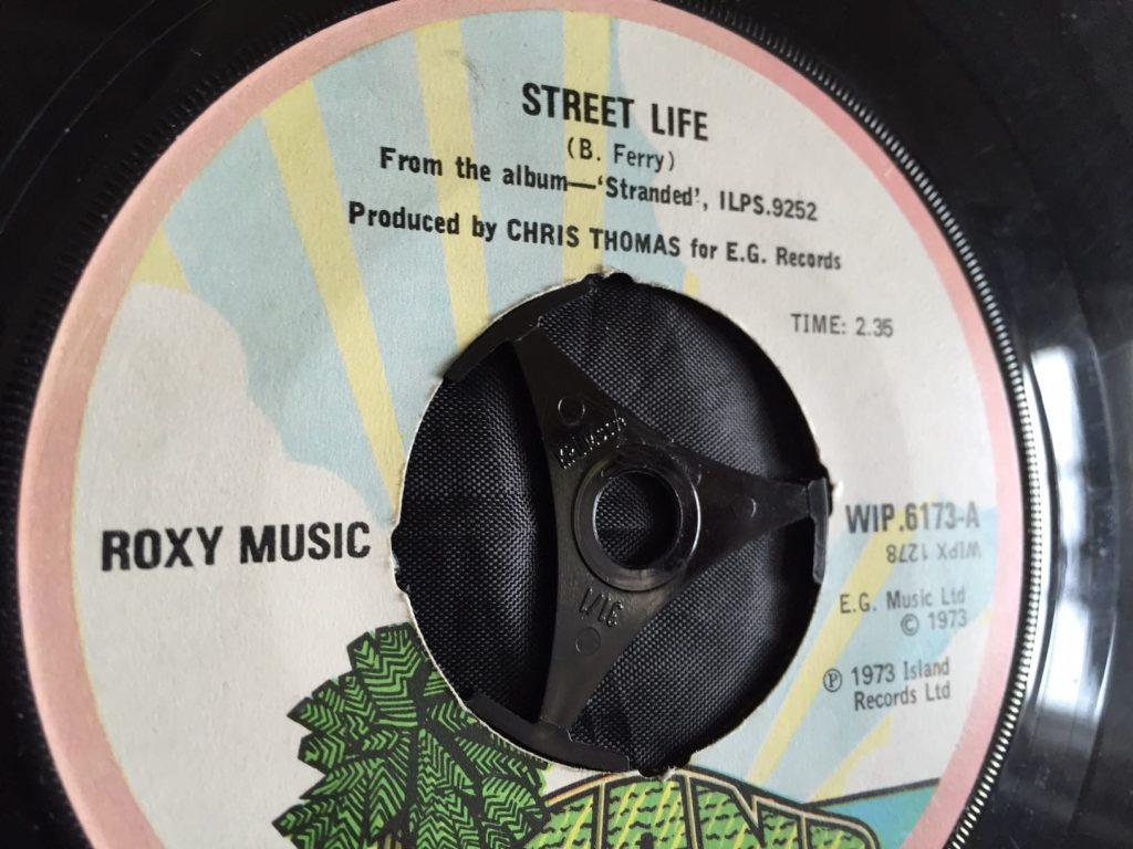 Roxy Music - Street Life