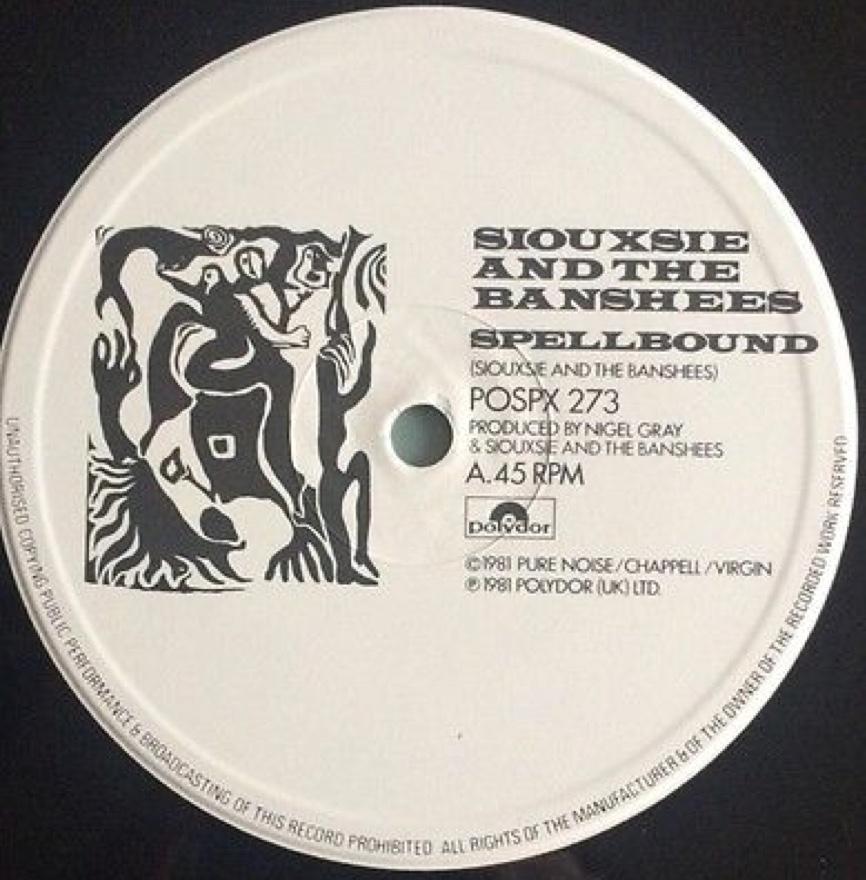 Siouxsie - Spellbound