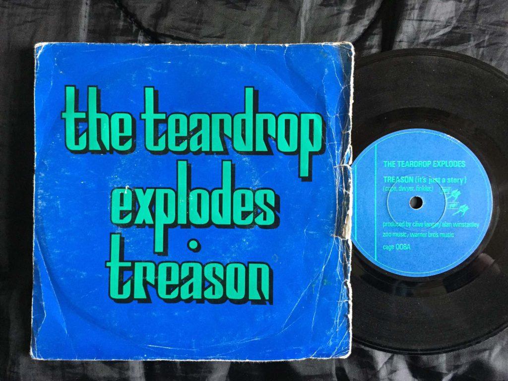 Teardrop Explodes - Treason