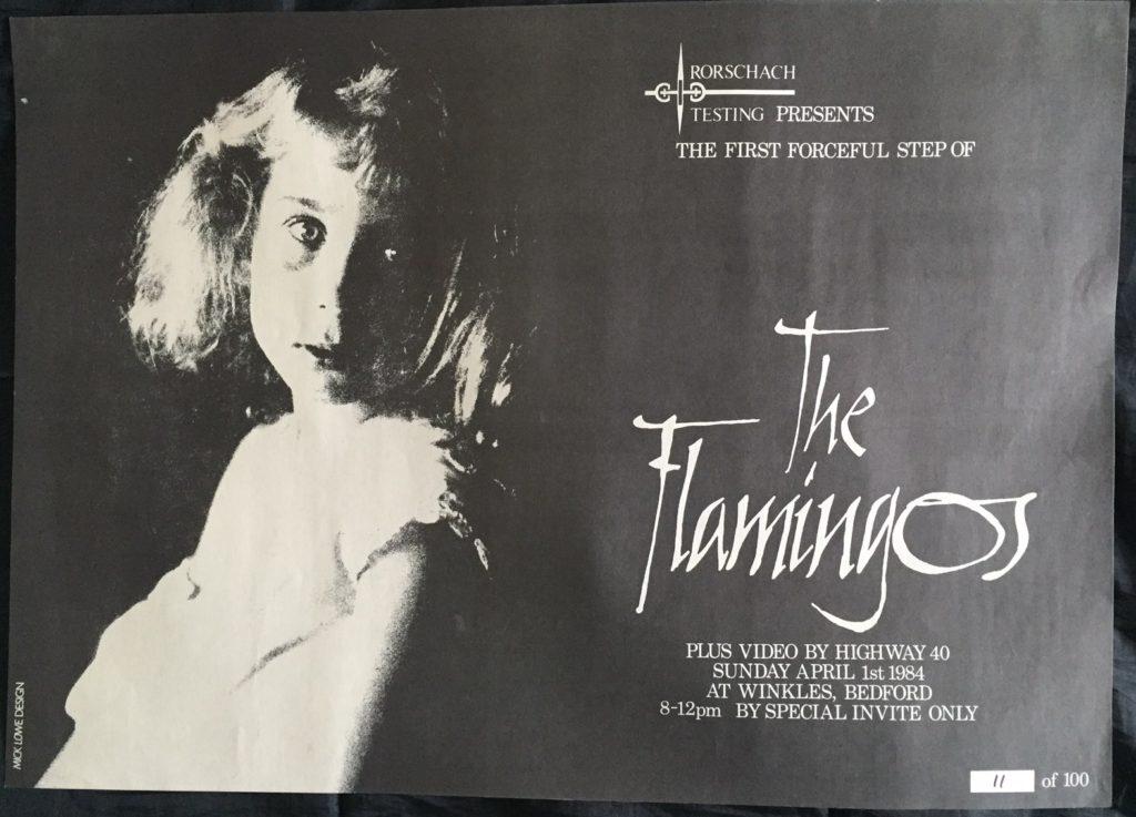 Flamingos - Winkles, 1.4.84