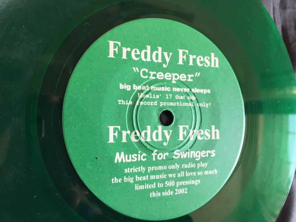 Freddy Fresh - Creeper