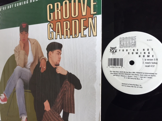 Groovegarden - You're Not Coming Home