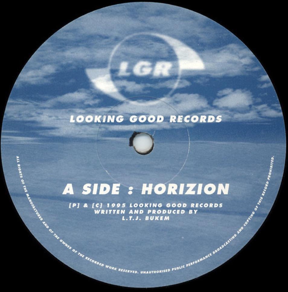 LTJ Bukem - Horizon