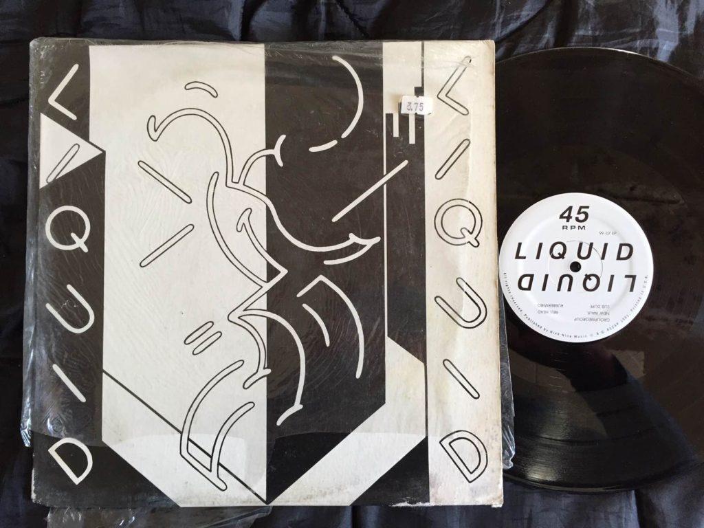 Liquid Liquid - Bell Head