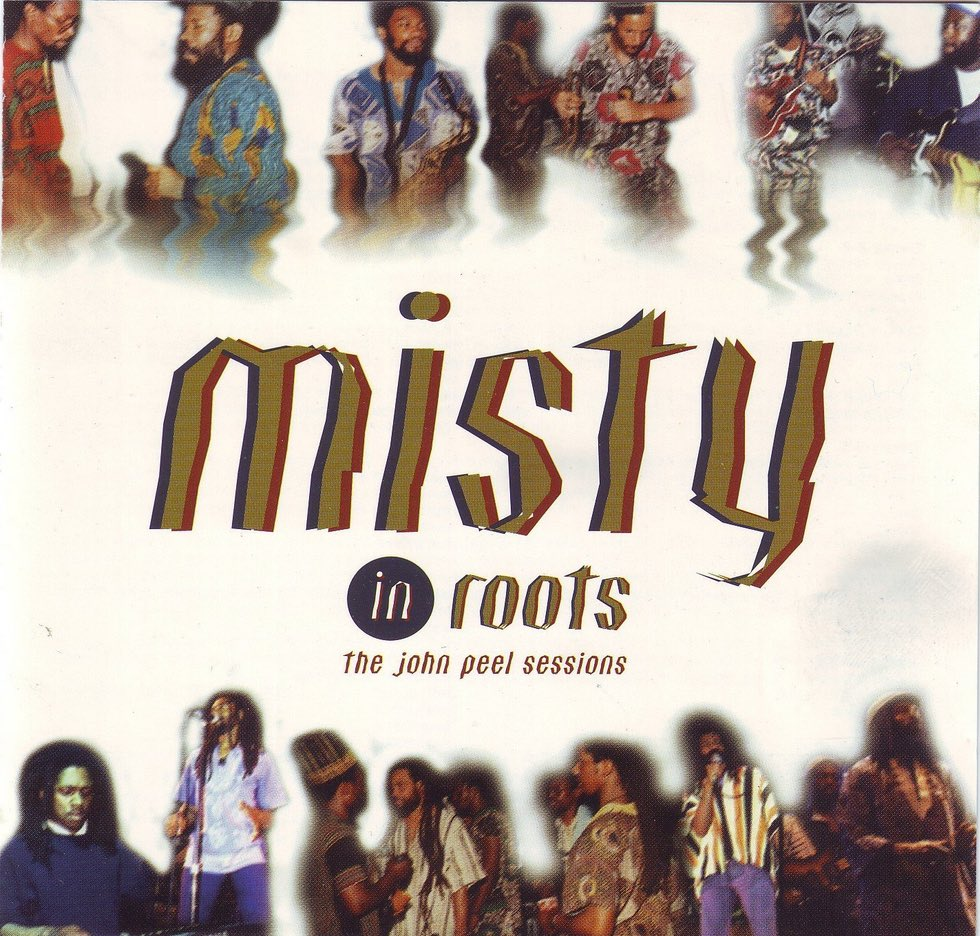 Misty In Roots - Judgement Coming On The Land