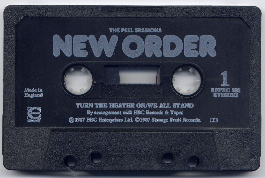New Order tape 3