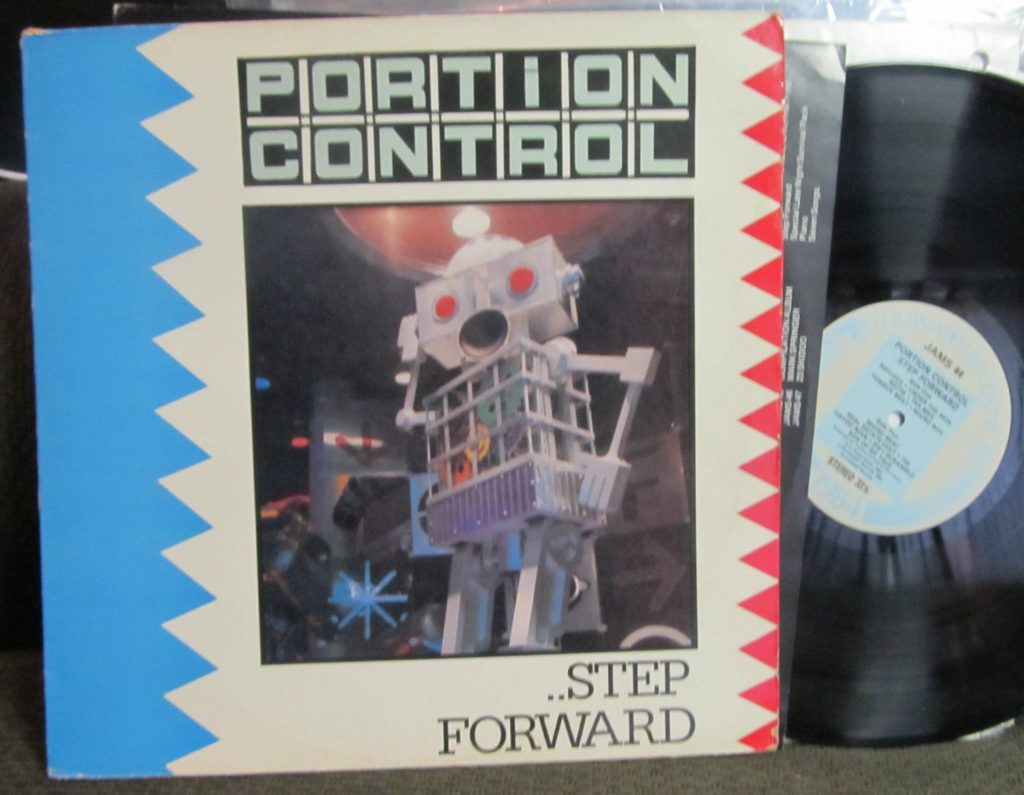 Portion Control - Under The Skin