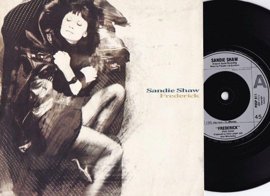 Sandie Shaw - Frederick