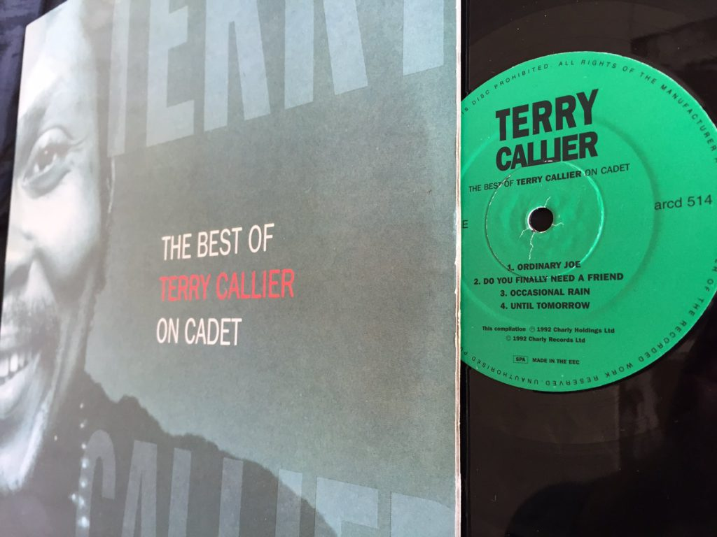 Terry Callier - Do You Finally Need A friend