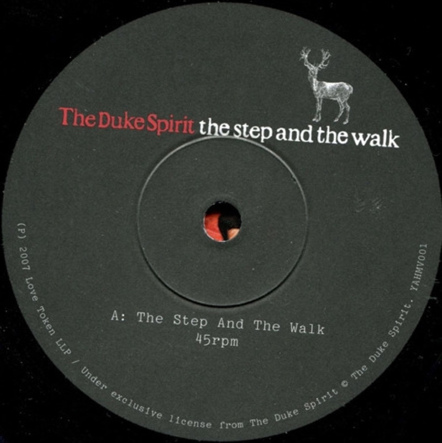 The Duke Spirit - The Step and the Walk