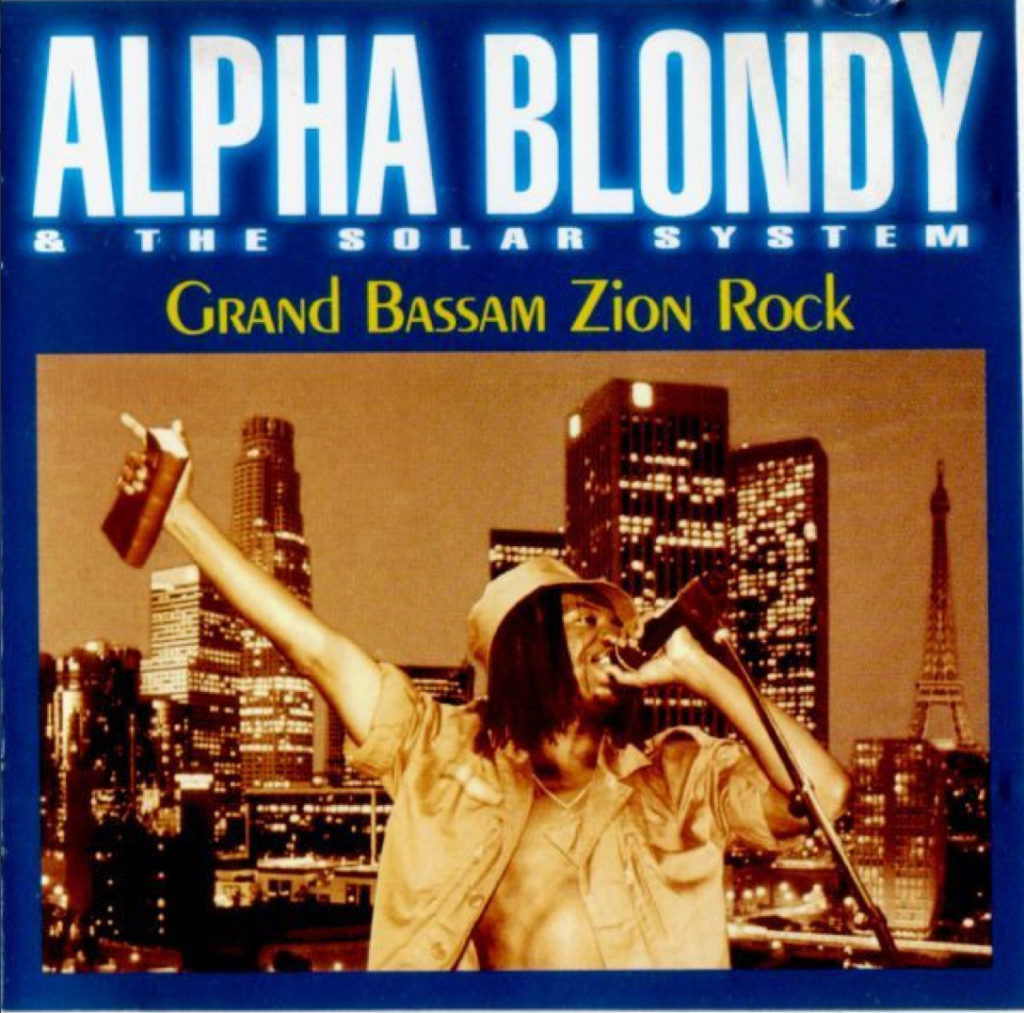 Alpha Blondy - Grand-Bassam