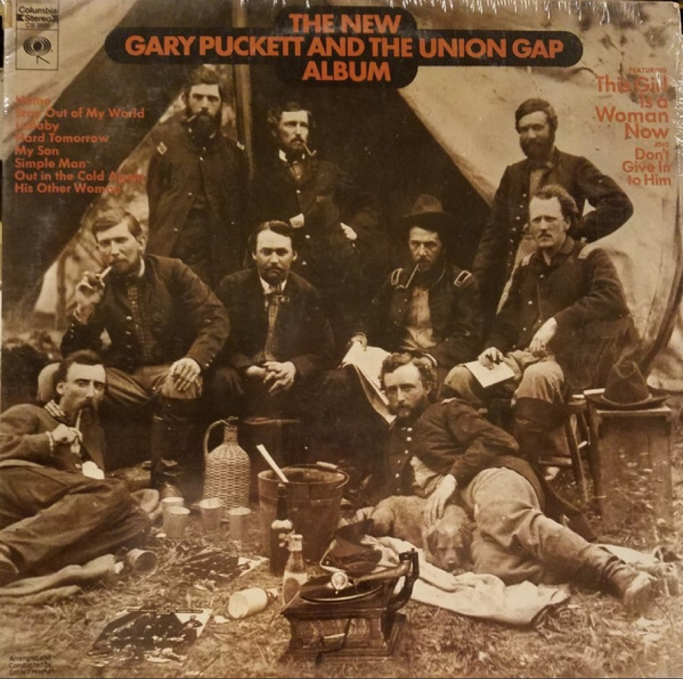Gary Pucket & The Union Gap - Home