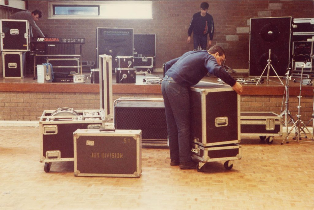 'JD' flightcase