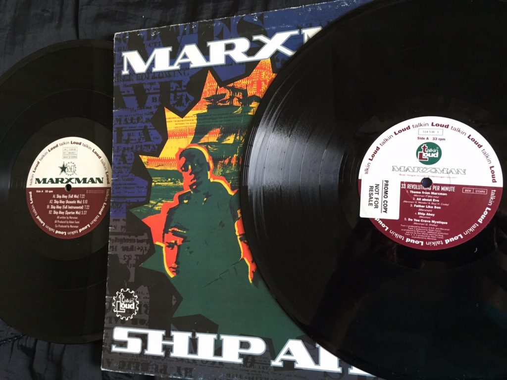 Marx man - Ship Ahoy (Full Mix)