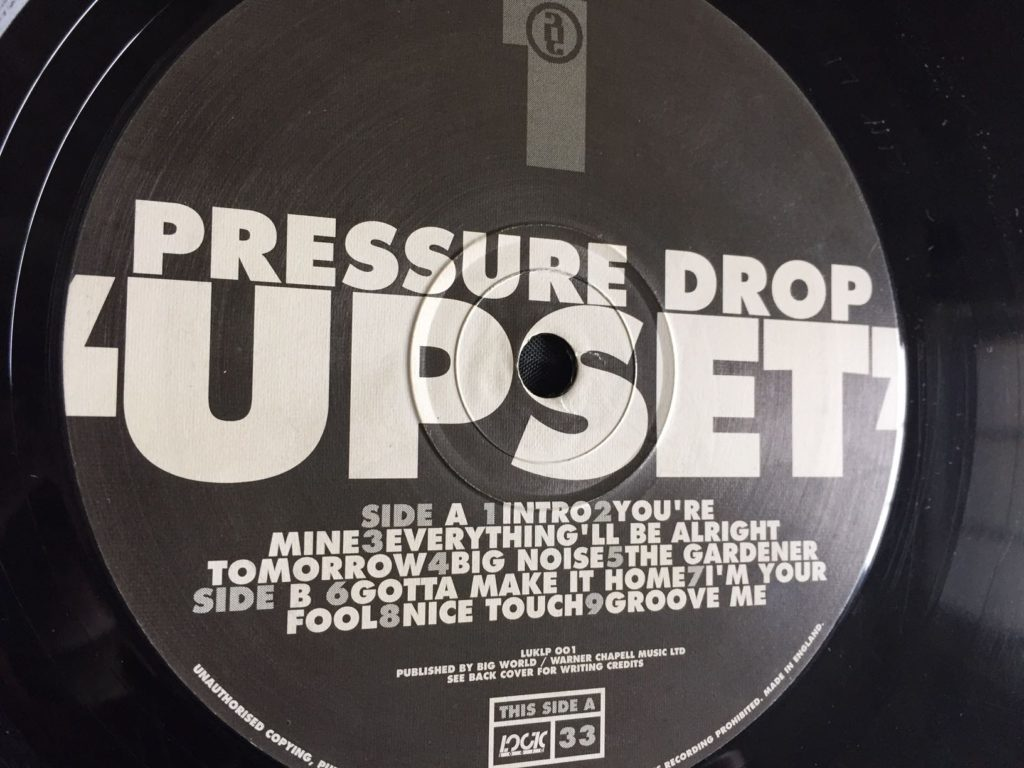 Pressure Drop - Big Noise