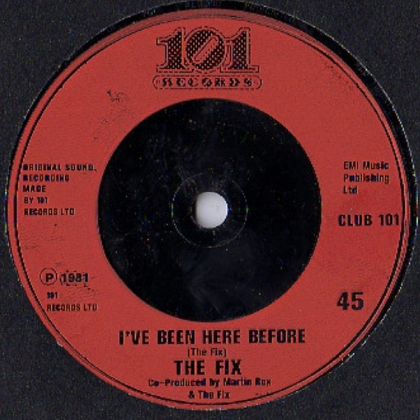 The Fix - I've Been Here Before