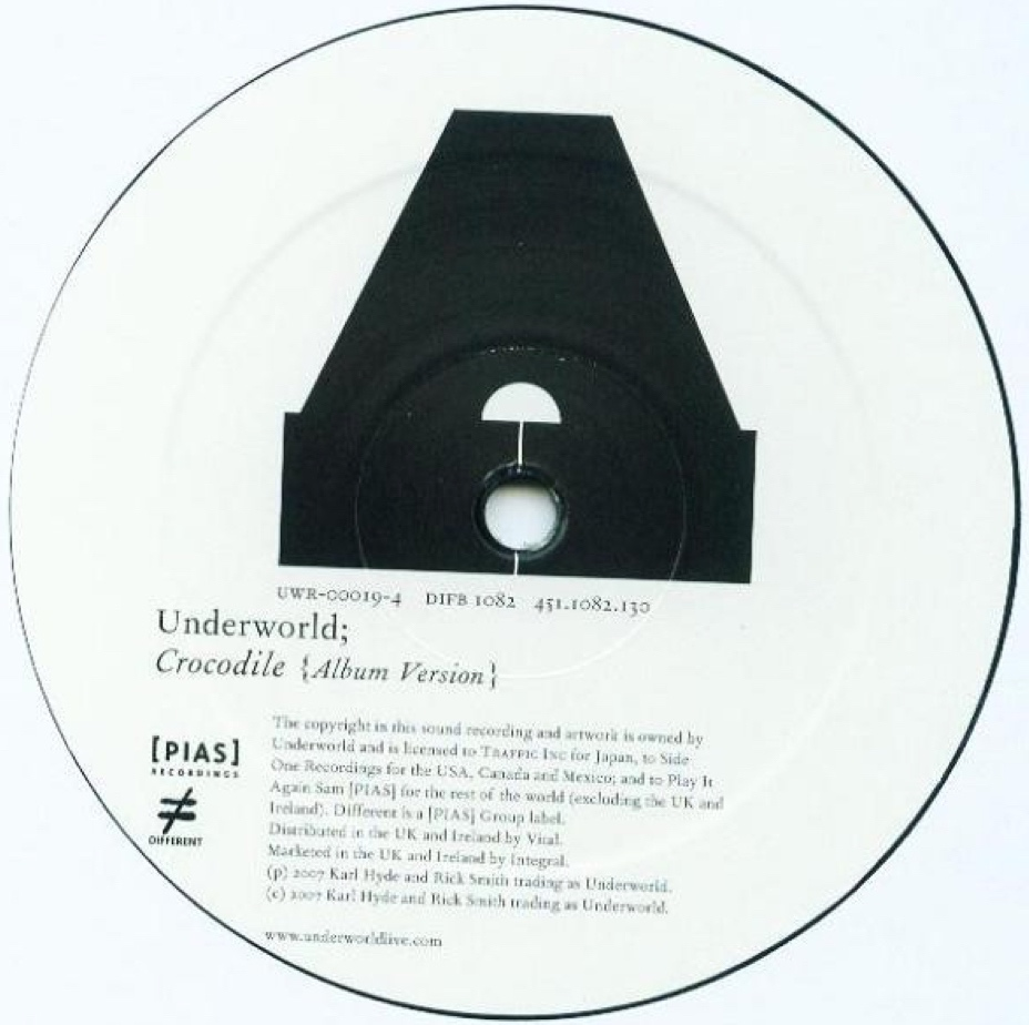 Underworld - Crocodile (Album Version)