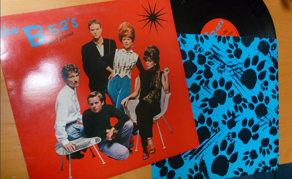 B-52s - Private Idaho