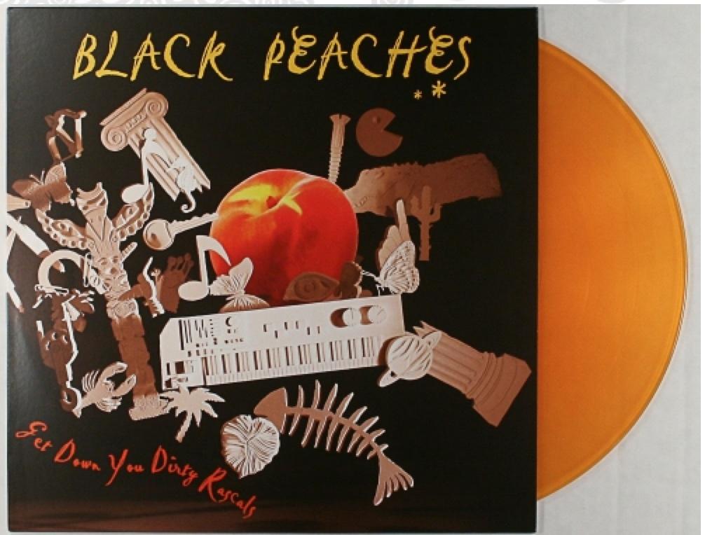 BLACK PEACHES - Suivez-Moi