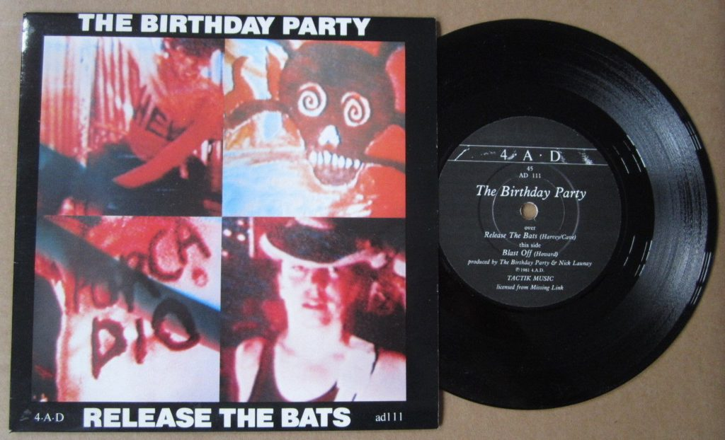 Birthday Party - Release The Bats