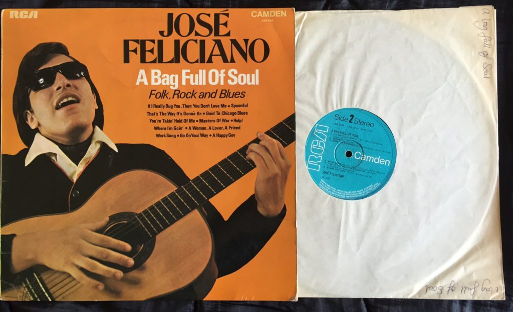 Jose Feliciano - If I Really Bug You (41 Rooms)