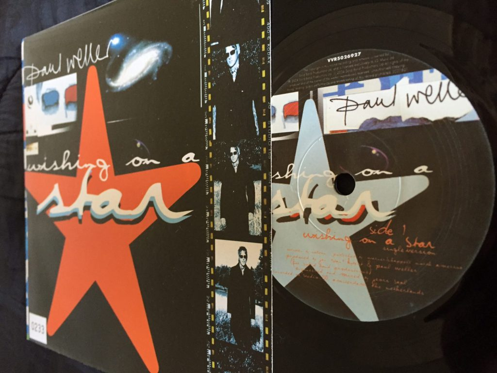 Paul Weller - Wishing On A Star (41 Rooms)