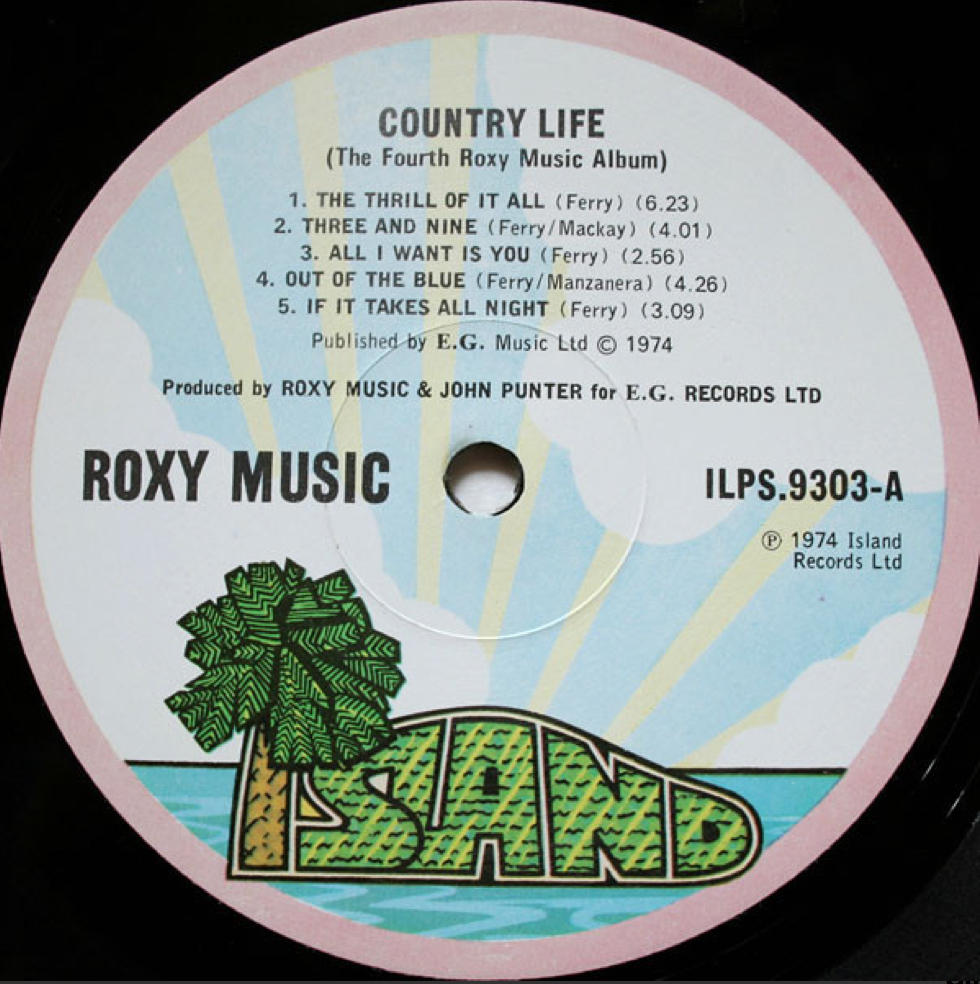 Roxy Music - The Thrill Of It All (41 Rooms)