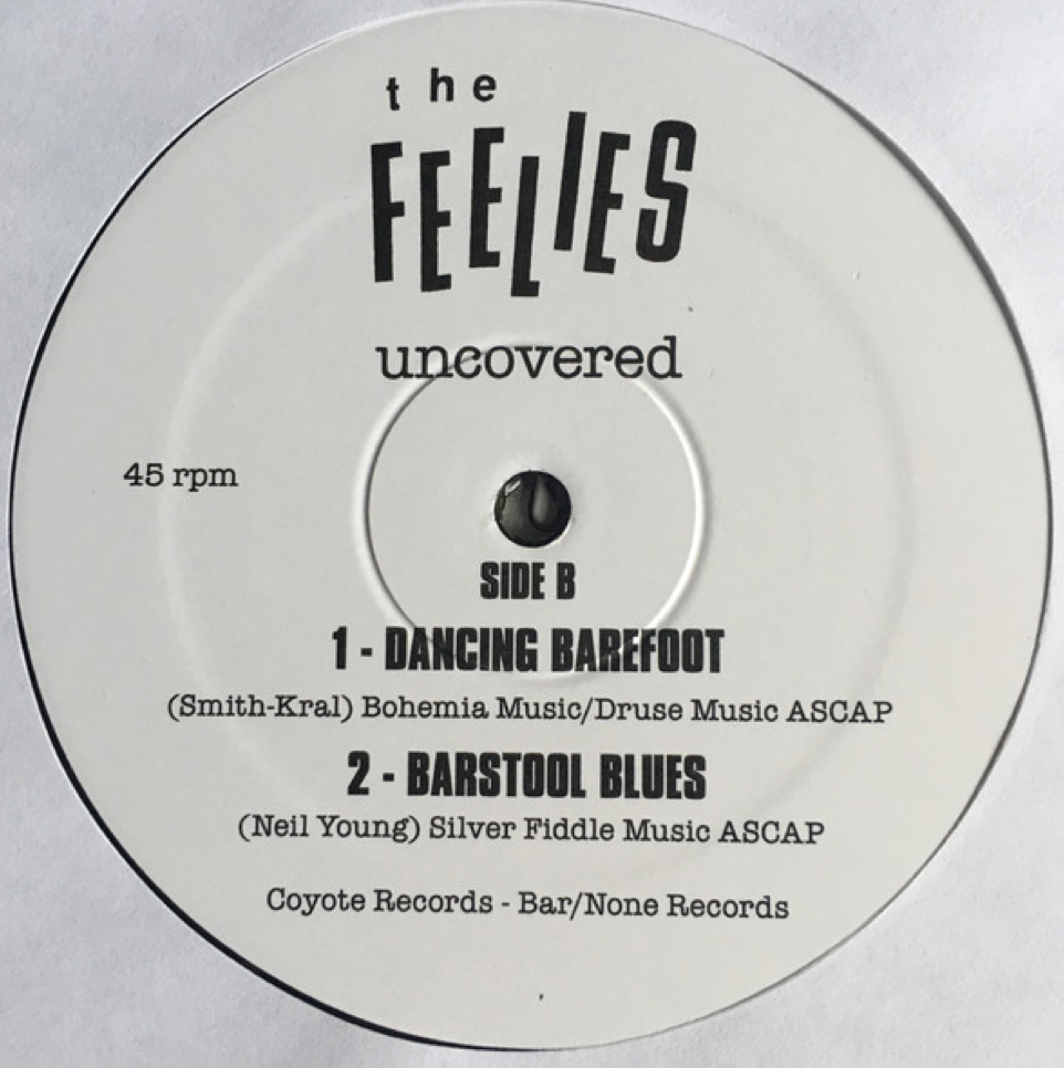 The Feelies - Dancing Barefoot (41 Rooms)