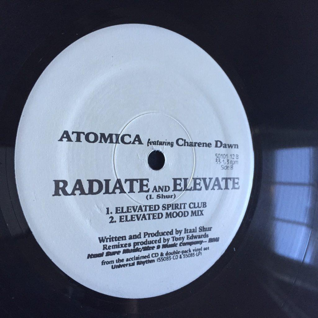 Atomica - Radiate & Elevate