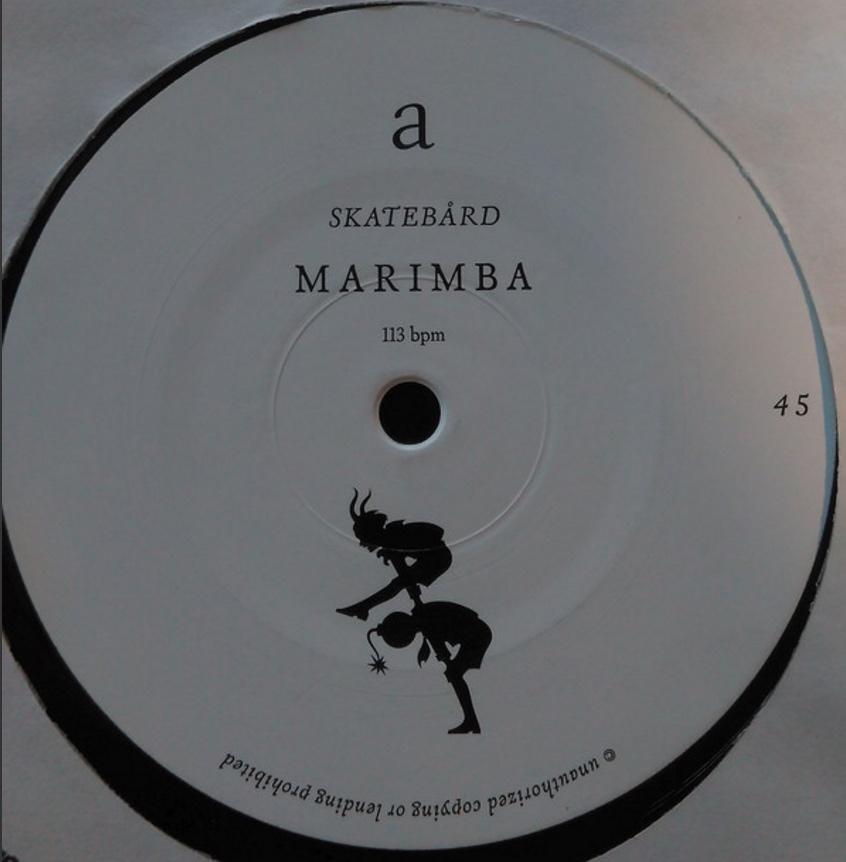 Skatebård - Marimba