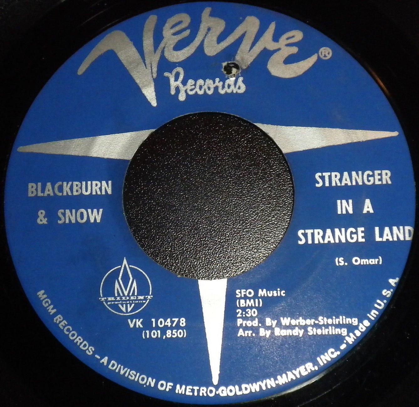 Stranger in a Strange Land (Iron Maiden song)