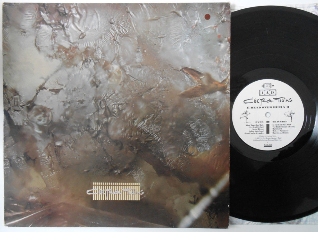 Cocteau Twins - In Our Angelhood - 41 Rooms - show 39
