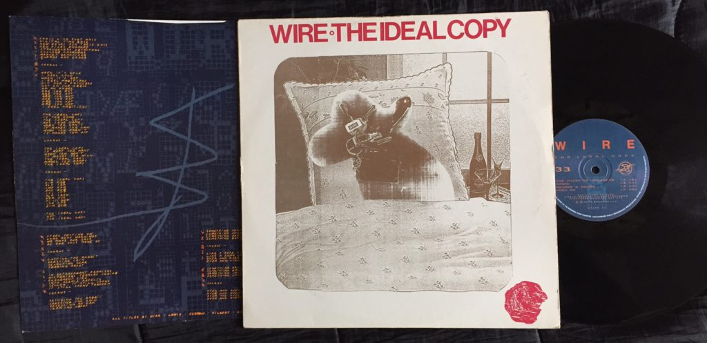 Wire - Ahead - 41 Rooms - show 40