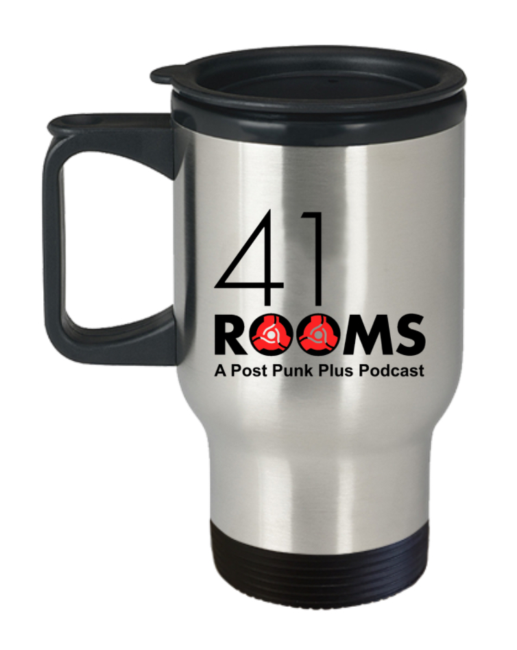 41 Rooms Travel Mug