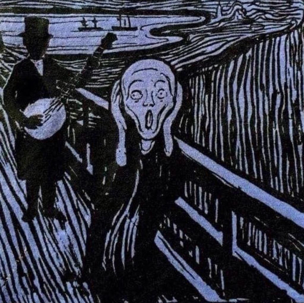 41 Rooms - Edvard Munch's The Scream