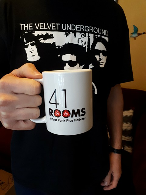 Viv's 41 Rooms mug