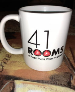 Sam's 41 Rooms mug
