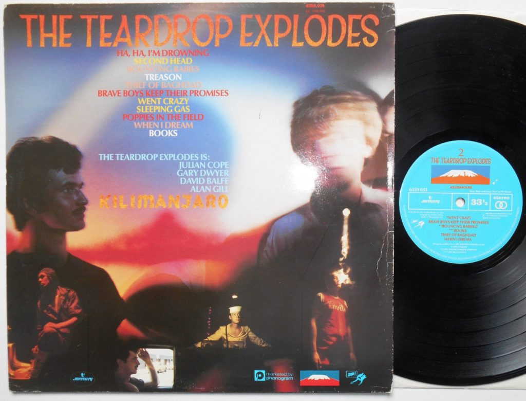 The Teardrop Explodes - (Read It In) Books - 41 Rooms - show 62